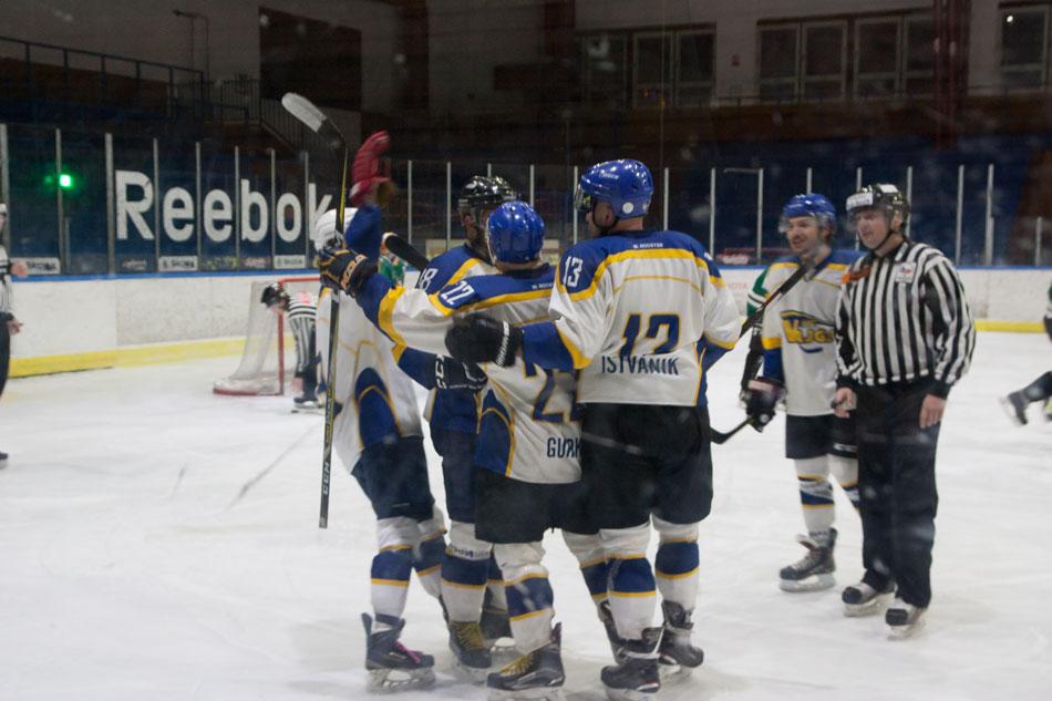 HC Vajgar uspěl v prvním zápase play-off proti Krumlovu