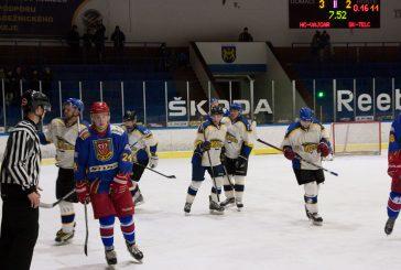 HC Vajgar bavil hokejem a přidal sedm gólů