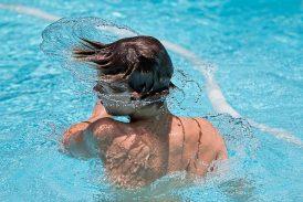 Strávit prázdniny v bazénu? V Jindřichově Hradci je to možné
