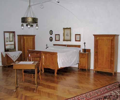 Rodná světnička Vítězslava Nováka (Ze sbírek Městského muzea v Kamenici nad Lipou #6)