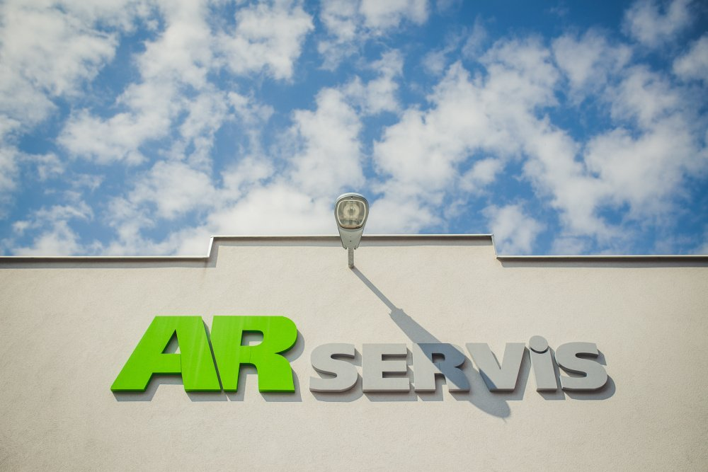AR SERVIS - autorizovaný servis a prodej vozů Škoda