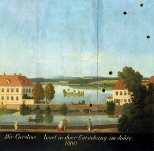 Proměna města I. - kapitola první (Proměny města po požáru 1801)