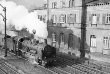 Železniční motivy Neckargemündu