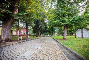 Zákaz vstupu do městských parků a lesoparků do odvolání