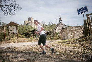 Fotil Lukáš: Běžecký závod Český kros u hradu Landštejn