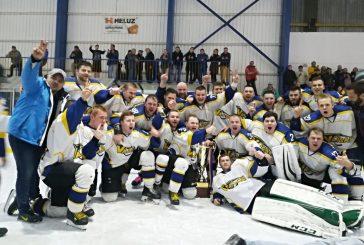 Hokejovou krajskou ligu vyhrál HC Vajgar!