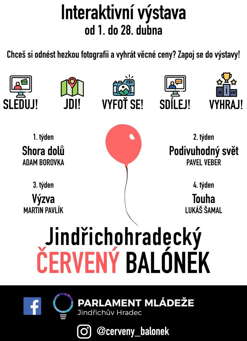 Jindřichohradecký Červený balónek