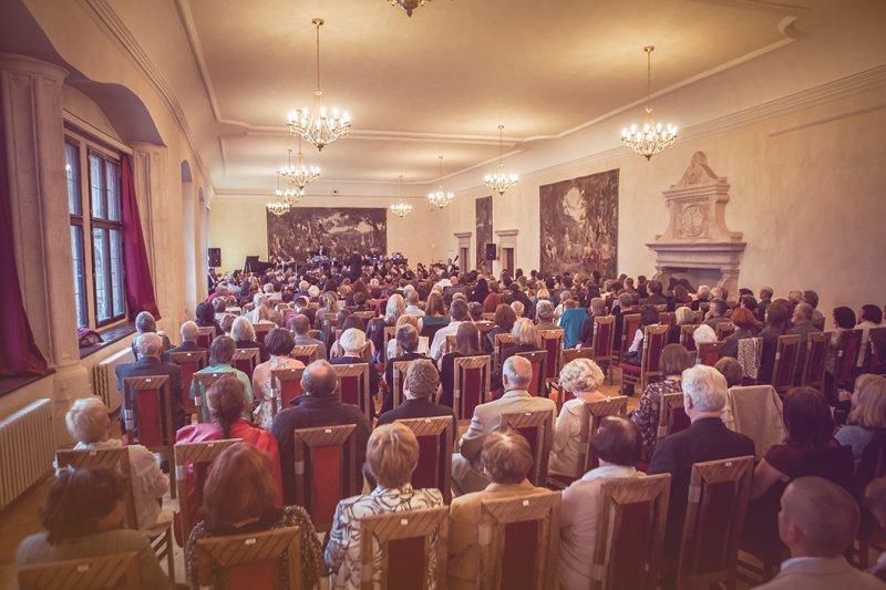 Jindřichohradecký symfonický orchestr: Jarní koncert