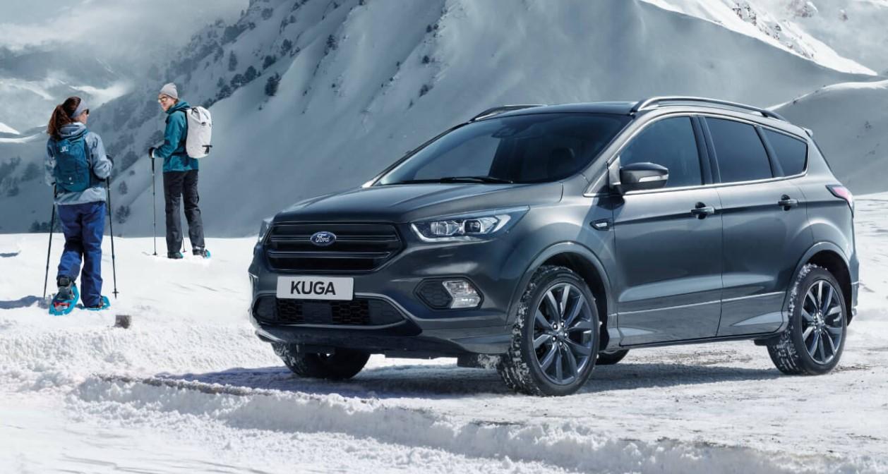 Přijďte si vyzkoušet nový FORD KUGA do autosalonu FOPO II