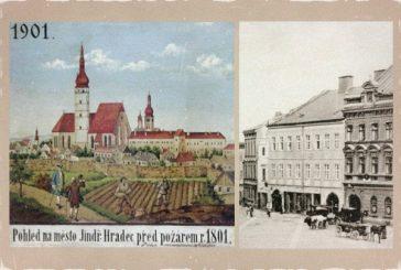 Proměna města I. (Proměny města po požáru 1801 - kapitola první)