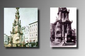 Sousoší Nanebevzetí Panny Marie (Jindřichohradecké sochy a památníky #1)