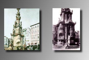 Sousoší Nanebevzetí Panny Marie I (Jindřichohradecké sochy a památníky #1)