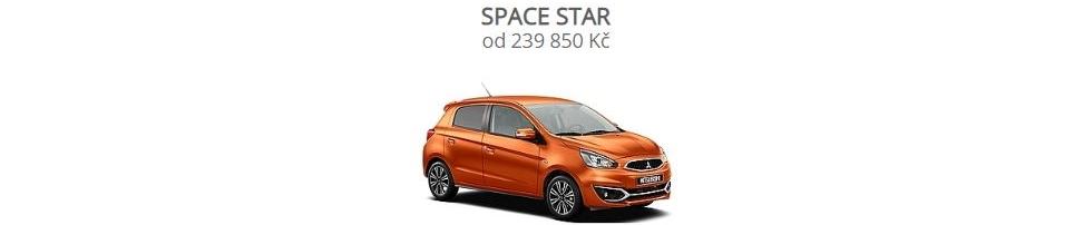 Přijďte si vyzkoušet MITSUBISHI SPACE STAR do autosalonu FOPO II