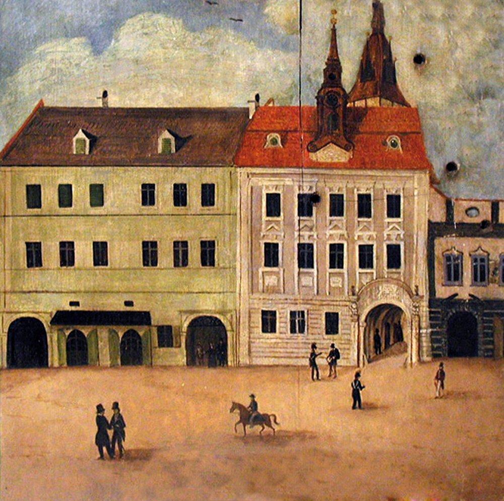 Na radnici a ve městě I. (Proměny města po požáru 1801 – kapitola druhá)