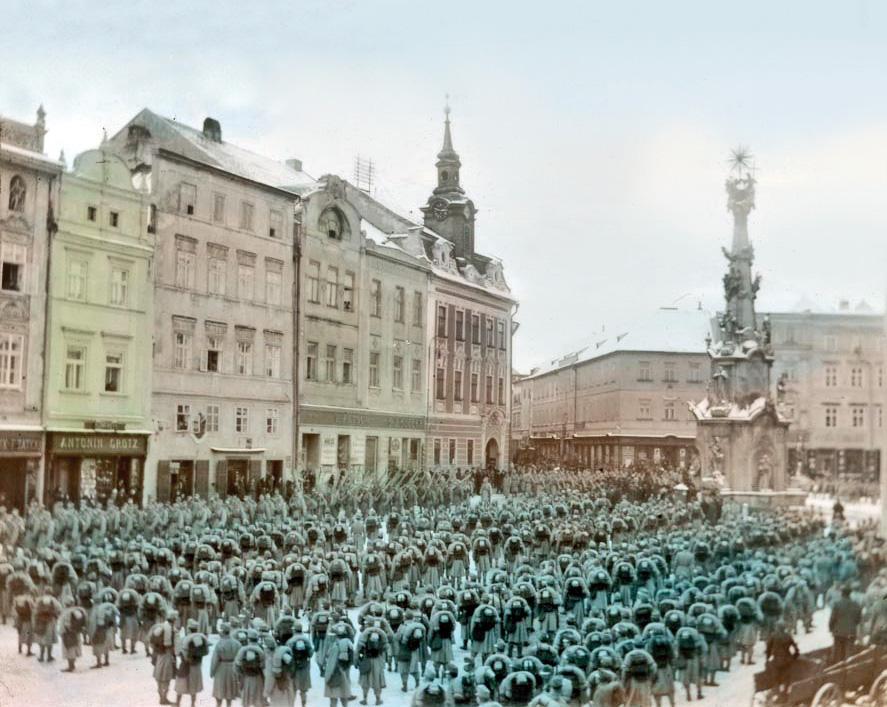 Na radnici a ve městě II. (Proměny města po požáru 1801 – kapitola druhá)