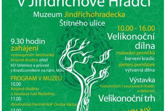 Velikonoční veselice v Muzeu Jindřichohradecka počtvrté