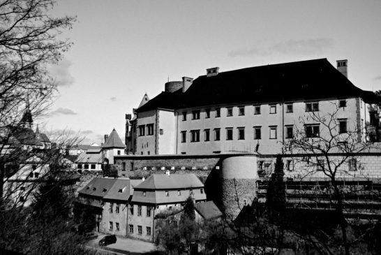 Fotila Amálie: Dubnový Jindřichův Hradec