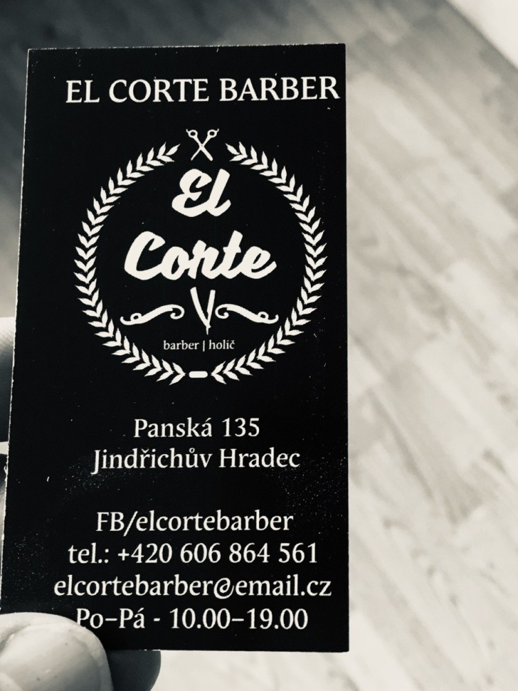 Elcorte Barber