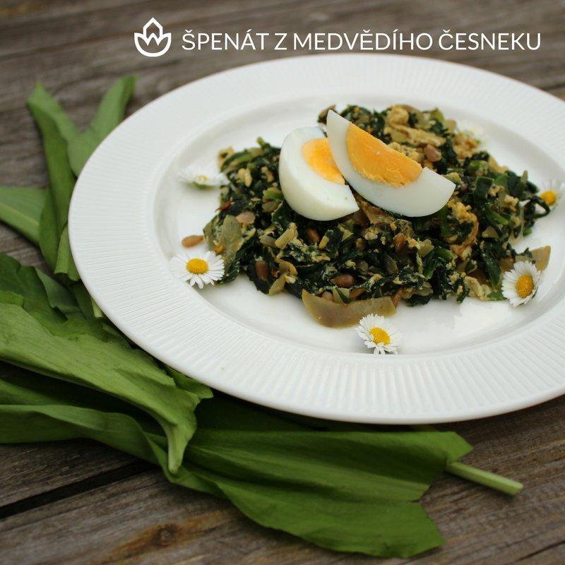 Jarní probuzení smedvědím česnekem (Naturhouse doporučuje)