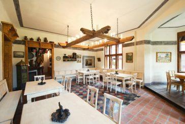 Restaurace Letohrádek sv. Vojtěch
