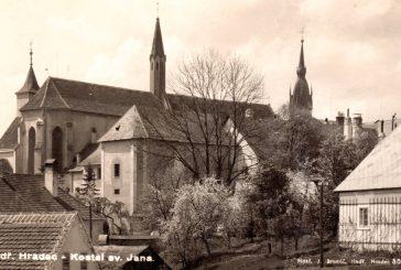 Gotický skvost nad Vajgarem (800 let J.Hradce #2)