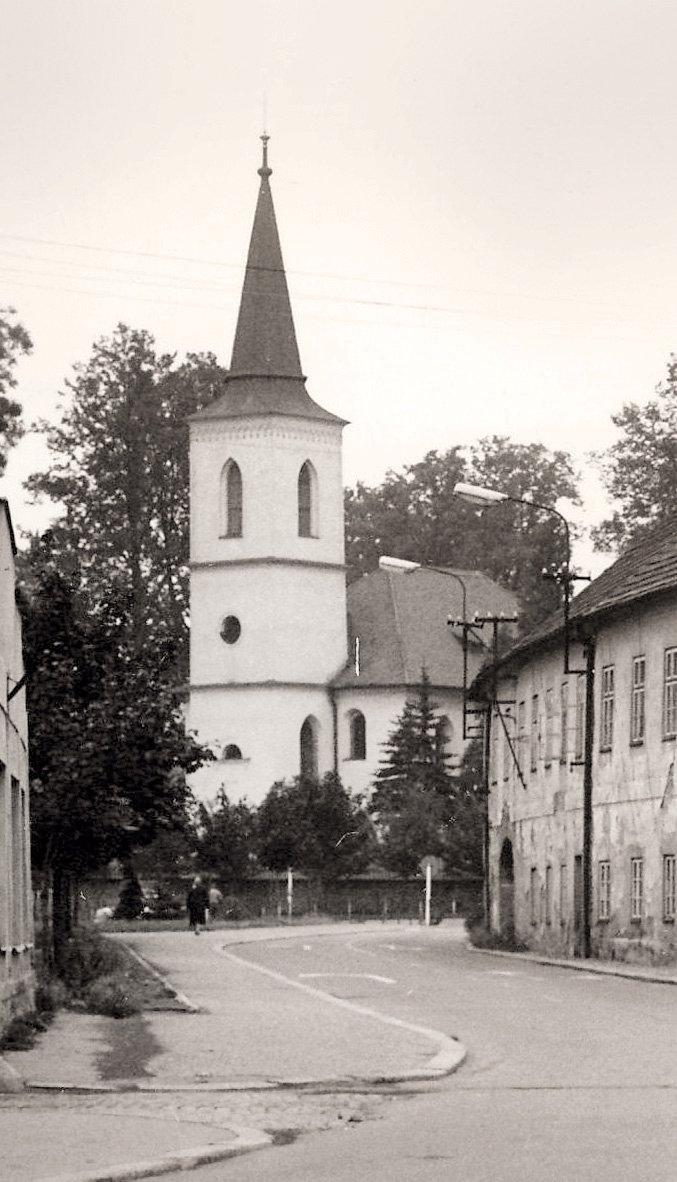 Víra v Boha II. (Proměny města po požáru 1801 – kapitola třetí)