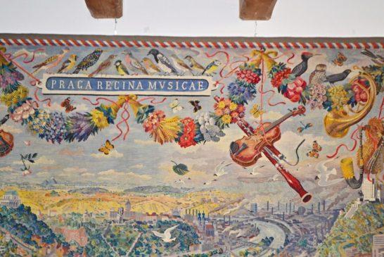 Prvni dama ceske tapiserie