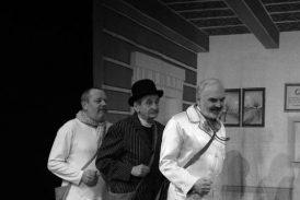Ve čtvrtek začíná předprodej na hru Němý Bobeš divadla Járy Cimrmana