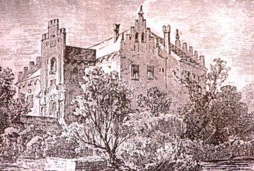 Dějiny zámku Červená Lhota