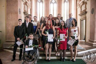 Fotil Lukáš: Předávání maturitních vysvědčení SOŠ a SOU