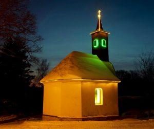 Kaplička Najdek (Lodhéřovské památky #2)