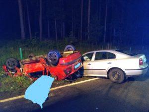 Smrtelná dopravní nehoda u Dolního Bolíkova