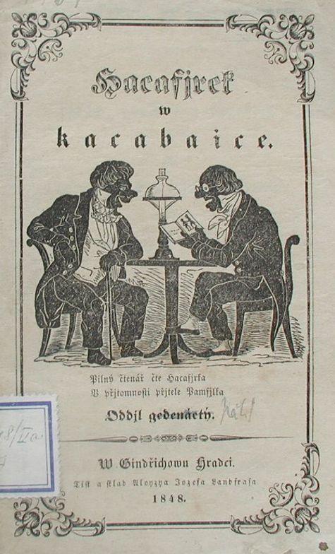 Václav Rodomil Kramerius ve sbírkách jindřichohradeckého muzea