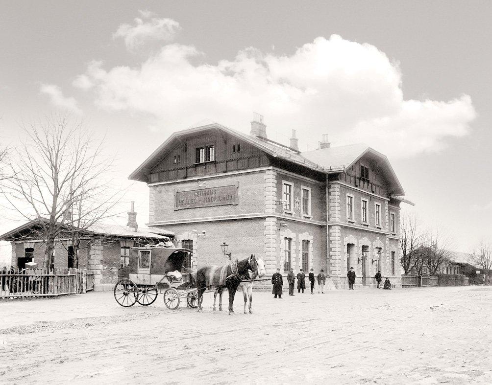 Jindřichohradecké hospodářství II. (Proměny města po požáru 1801 – kapitola pátá)