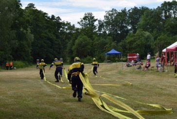 Prodloužený víkend byl ve znamení hasičských klání