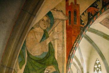 Dušičková noční komentovaná prohlídka kostela sv. Jana Křtitele