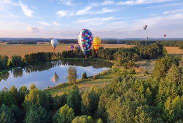 Balónové létání - pohled pod pokličku