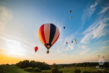 Fotil Martin: Mistrovství ČR v balónovém létání 2019