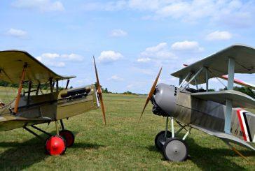 Fotila Amálie: Letecký den na jindřichohradeckém letišti