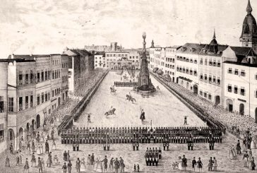 Posádkové město I. (Proměny města po požáru 1801 – kapitola sedmá)