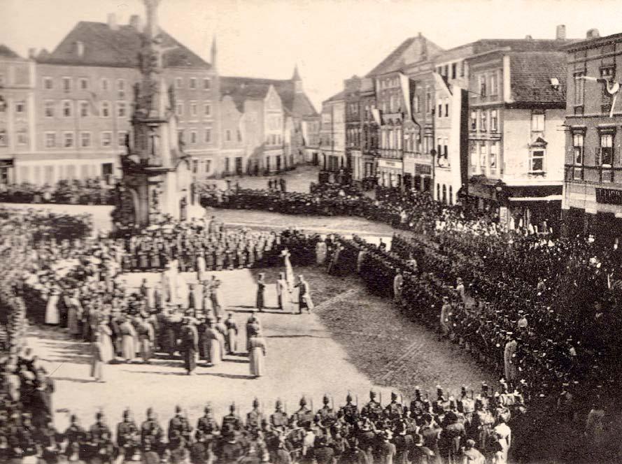 Posádkové město II. (Proměny města po požáru 1801 – kapitola sedmá)
