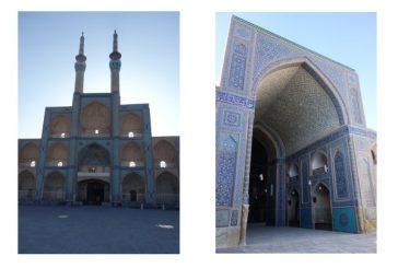 Chrámy ohně střeží v Íránu tajemství (cestování s Kateřinou Duchoňovou #10)