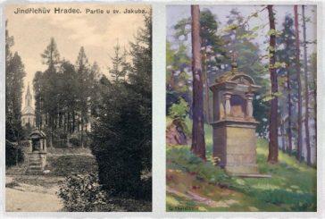 Křížová cesta - část I. (Jindřichohradecké sochy a památníky #5)
