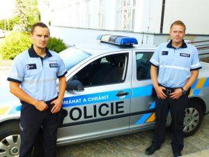 Z policejní práce na Jindřichohradecku (červenec-srpen)