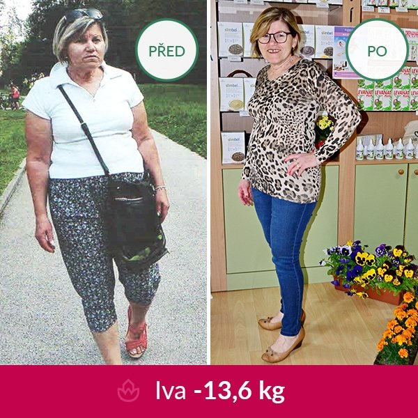 Proměny Naturhouse: Iva zhubla 13,6 kg