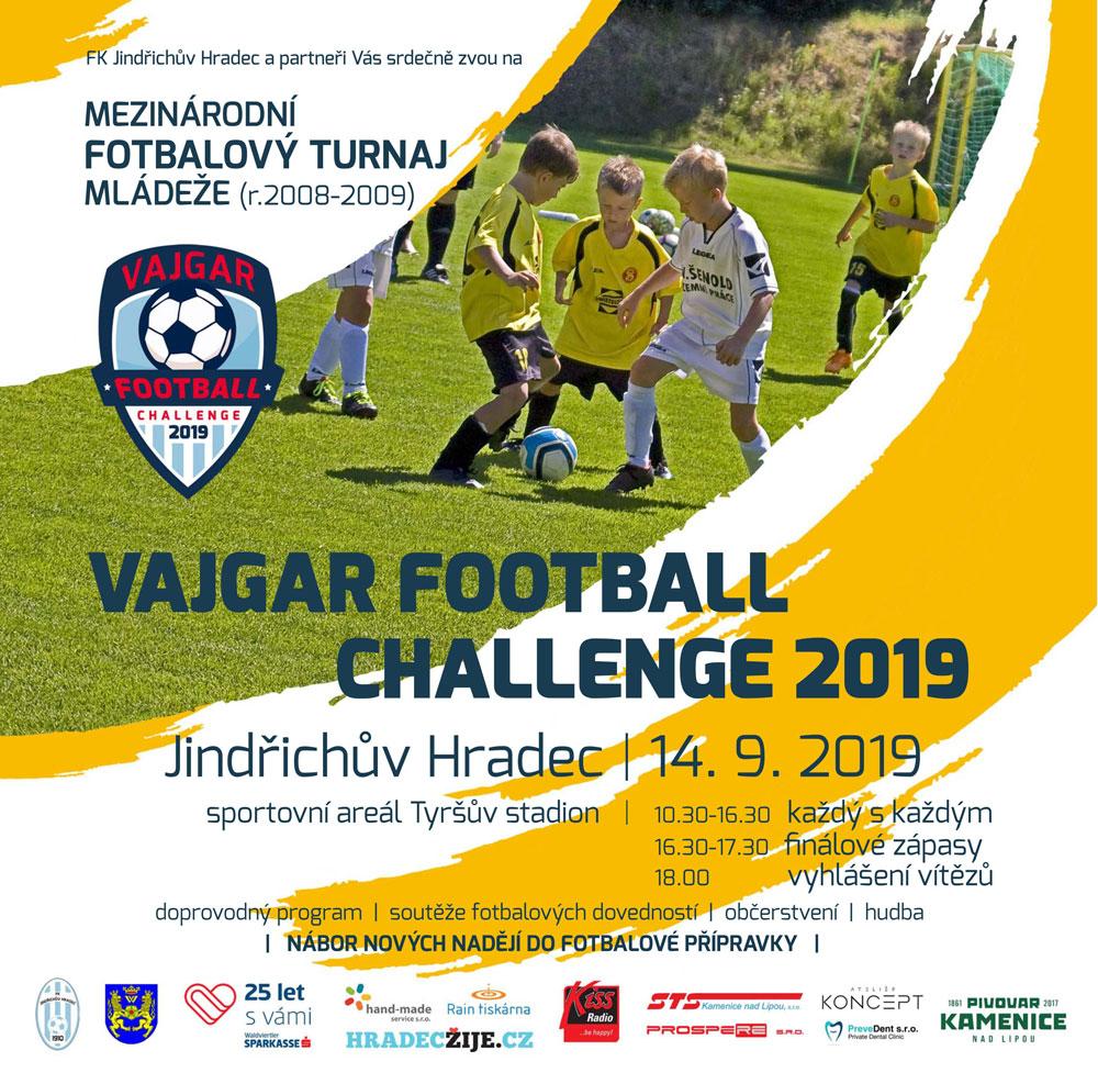 Vajgar Football Challenge