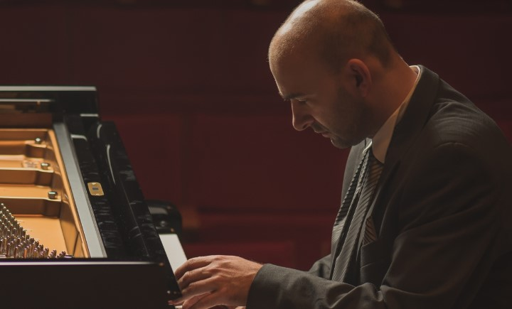 Romantický klavírní recitál