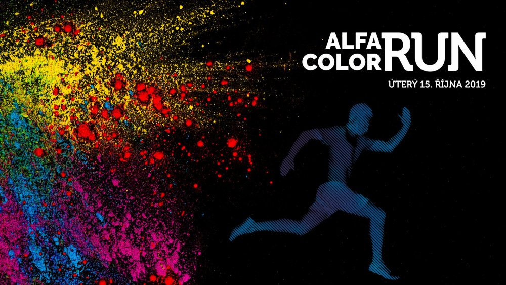 Alfa Color Run 2019