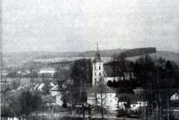 Historie kostelní Radouně - Vznik obce