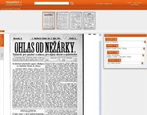 Noviny a časopisy jako zrcadlo života města II. (Proměny města po požáru 1801 – kapitola desátá)